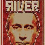 Putin European Tour Poster