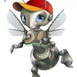 Bee Boy Character Design
